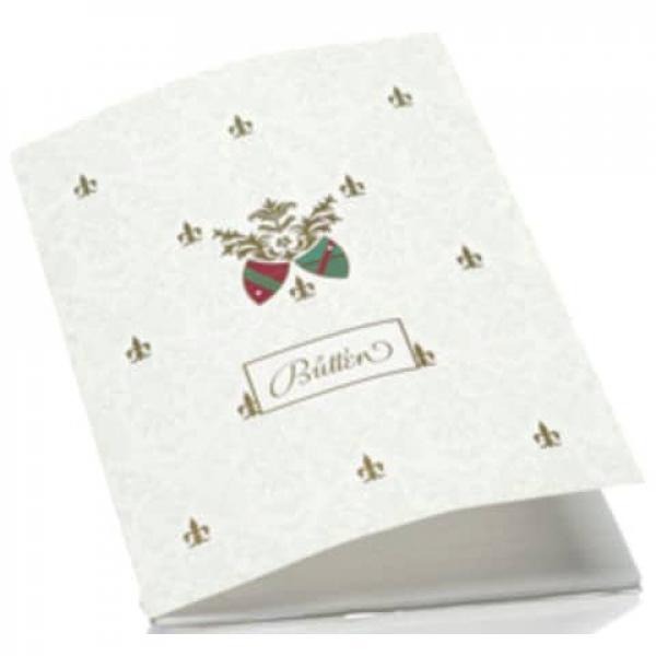 weiß A4 100 g//qm 20033801 Rössler Papier Briefblock Bütten