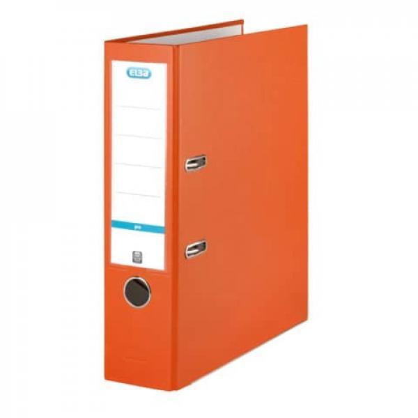 ff06ac806a33a9 ELBA Elba Ordner smart Pro (PP Papier) A4, 80 mm orange