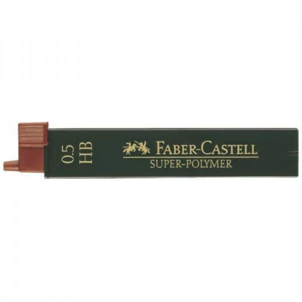 Faber-Castell Feinmine SUPER POLYMER 0,7mm HB