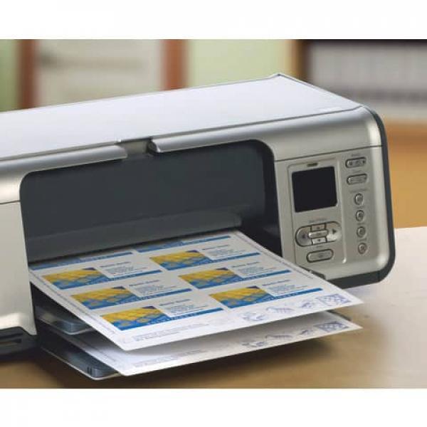 Avery Zweckform C32016 10 Premium Visitenkarten 85x54 Mm Beidsei