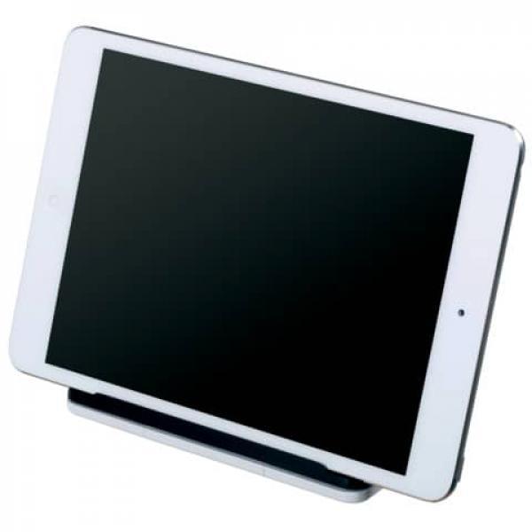 Tischständer f. Tablet weiß