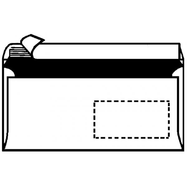 Herlitz Briefumschlag Din C6 Ohne Fenster Weiß 10419299