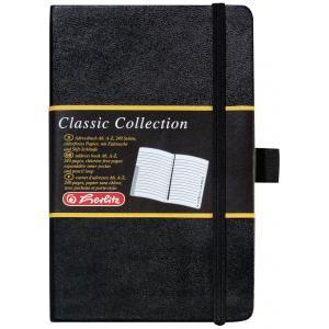 herlitz Adressbuch Classic, DIN A6, 240 Blatt (4008110294308)