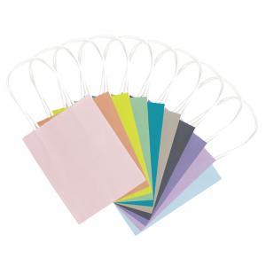 folia Papiertüten Trend, Kraftpapier, 180 x 80 x 210 mm
