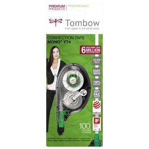 Tombow Korrekturroller ´MONO CT-YT4´, 4, 2 mm x 10 m, Blister