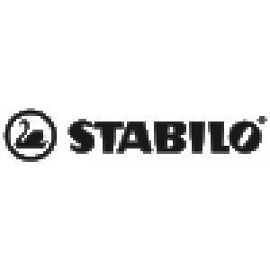 STABILO Ersatzmine für Tintenroller bionic schwarz