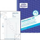 Lieferscheinbuch A6/2x50BL