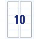 Visitenkarte 250ST Microperf