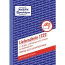 Lieferscheinbuch A6/3x40BL SD