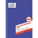 Lohnarbeit Nachweis A5/3x50BL