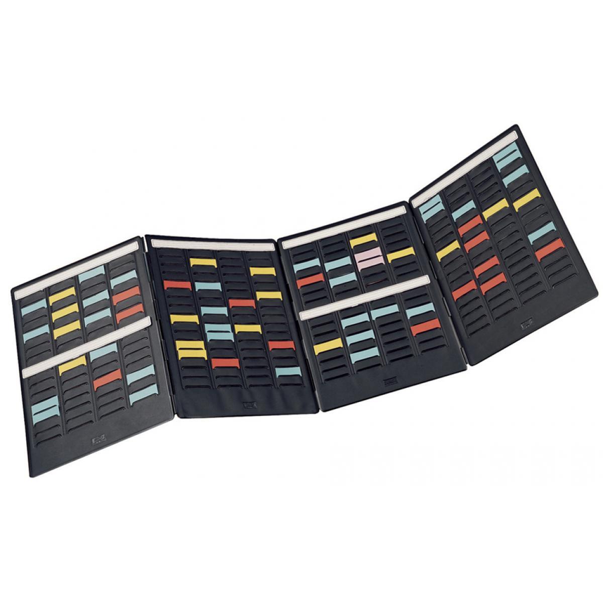 Nobo Mini-Planer-Kit, (B)240 x (H)310 mm, aus PVC, schwarz (3147330060681) | Ausgewählte Materialien  | Förderung  | Produktqualität