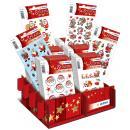 Weihnachts-Sticker DECOR Nikolaus & Co.